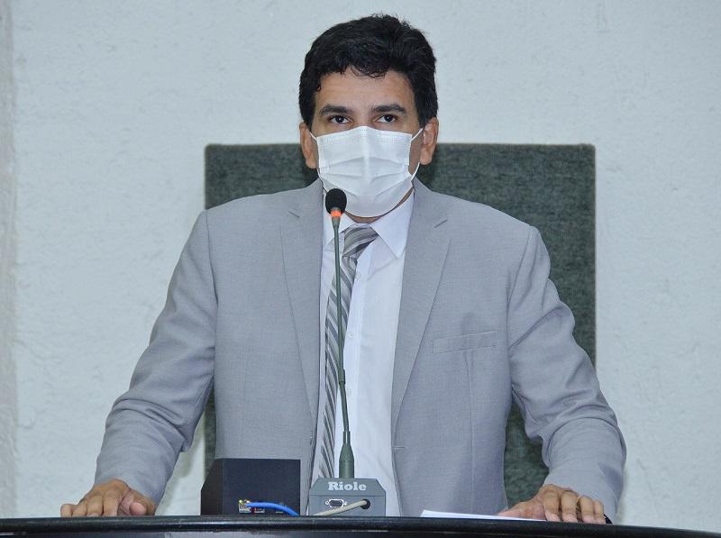 Prof. Júnior Geo destaca péssima situação de rodovias estaduais e pede providências urgentes para trafegabilidade