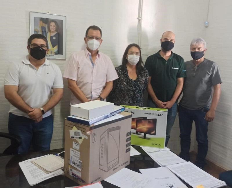 Fiscalização ambiental de Gurupi recebe equipamentos do MPE
