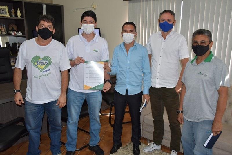 Prefeitura de Paraíso firma Termo de Cessão com Escola Presbiteriana Ebenézer