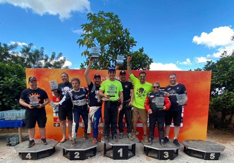 Rally Jalapão: Bianchini Rally fatura sete pódios entre motos e UTVs