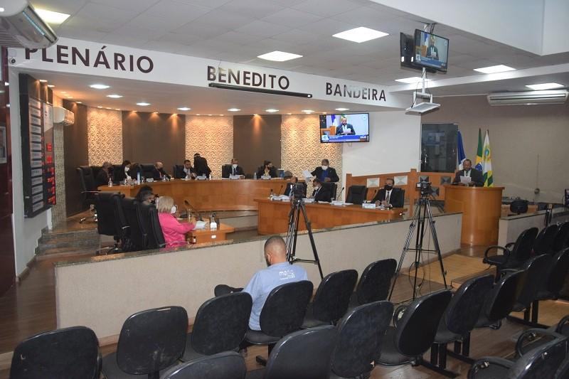 Câmara Municipal de Paraíso inicia sessões ordinárias de agosto; assista ao vivo