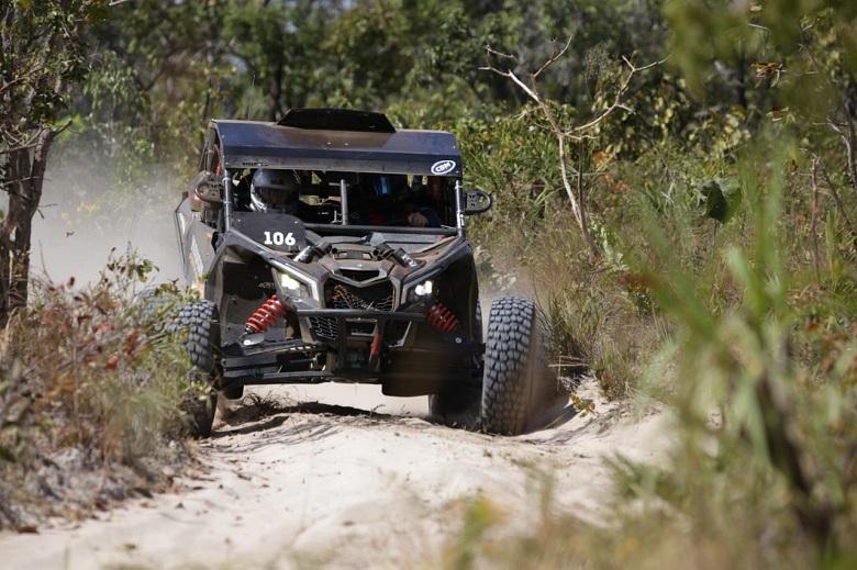 Território Motorsport completa o 1º dia do Rally Jalapão que chegou a São Félix-TO