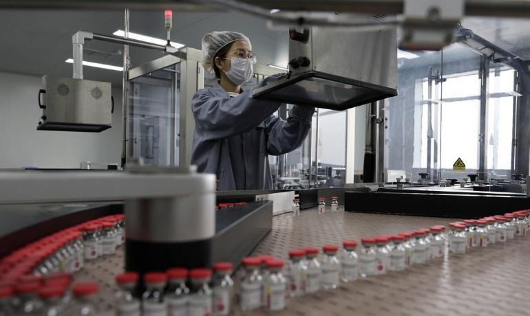 China desenvolve vacina contra covid-19 por inalação