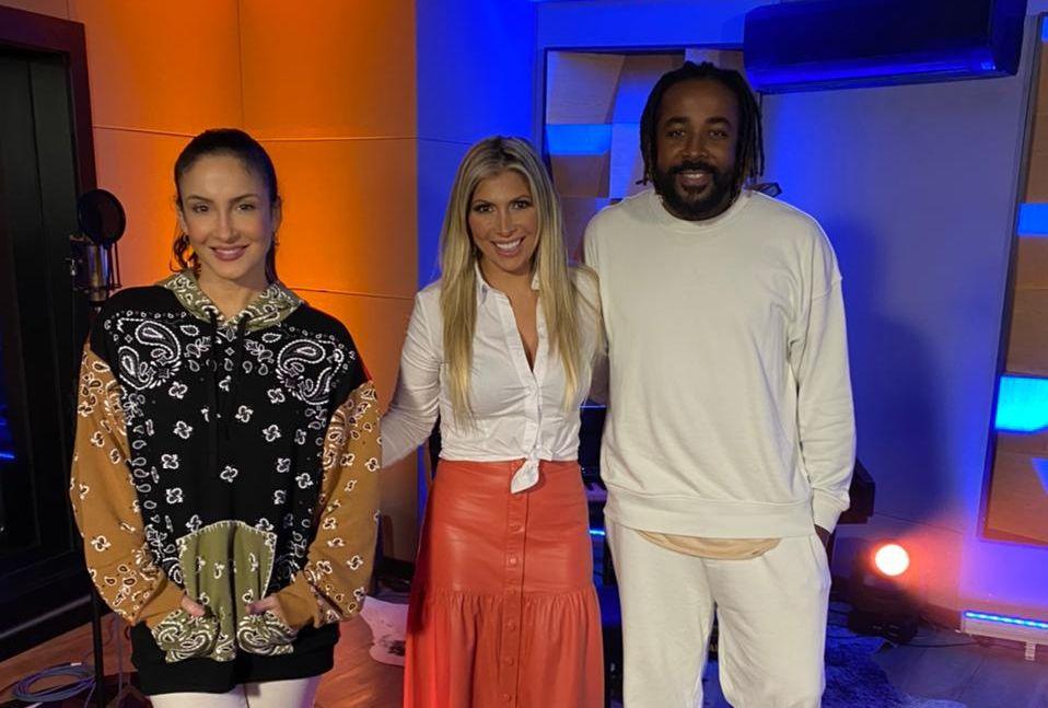 Provando que música boa não tem fronteiras, Claudia Leitte e Clovis Pinho, se unem para um Feat muito especial