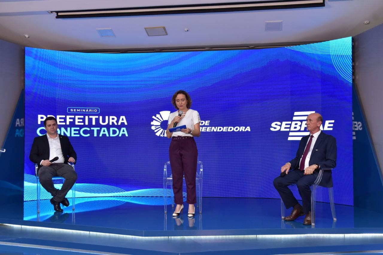 Transparência e tecnologia foram destaques no Seminário Prefeitura Conectada
