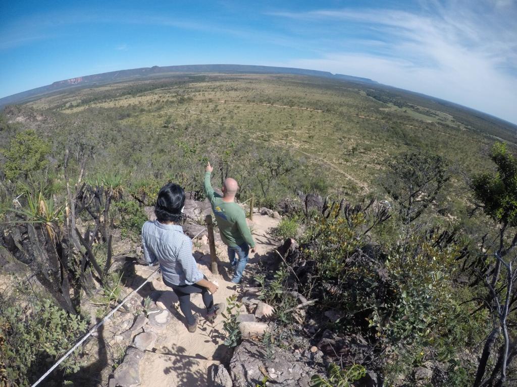 Semarh auxilia município de Mateiros na criação de novas Unidades de Conservação