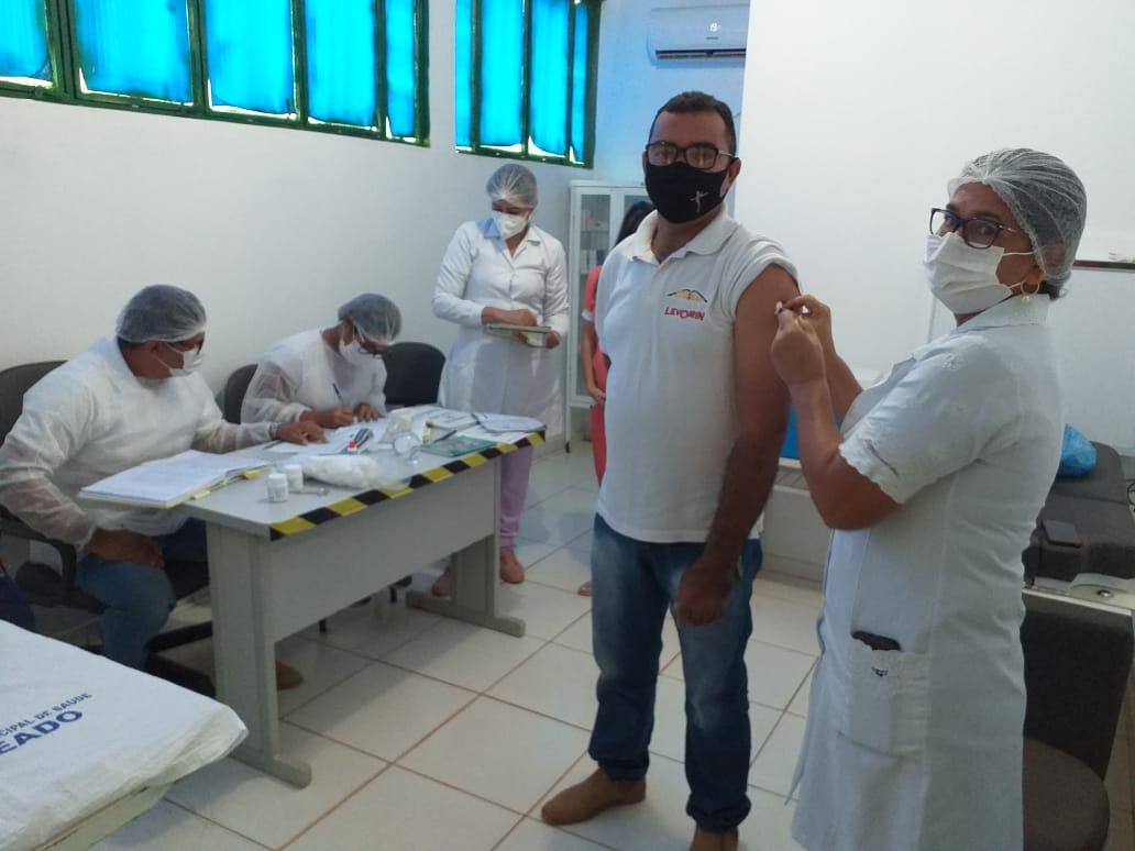 Prefeitura de Lajeado realiza ação de vacinação contra a Covid-19 e Influenza