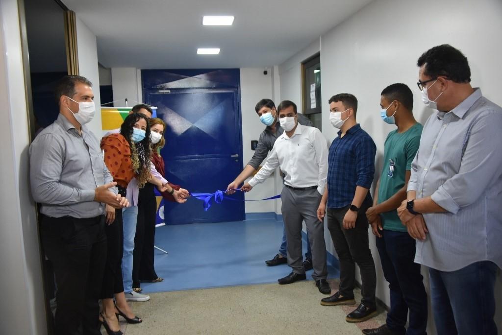Maior e mais moderna Central de esterilização do Estado é inaugurada no HGP