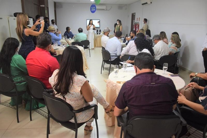 Cidade Empreendedora: Prefeita de Caseara adere ao programa do Sebrae Tocantins
