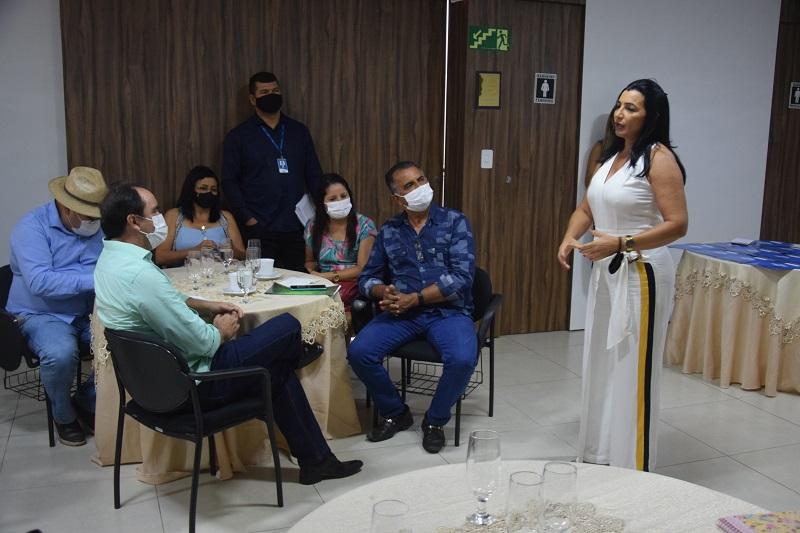Nova Rosalândia confirma adesão ao programa Cidade Empreendedora do Sebrae Tocantins