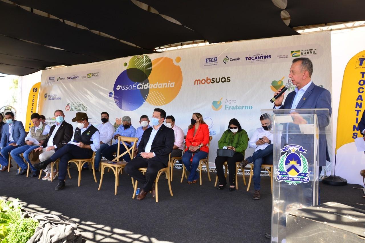 Mauro Carlesse destaca atuação do Legislativo nas ações do Estado