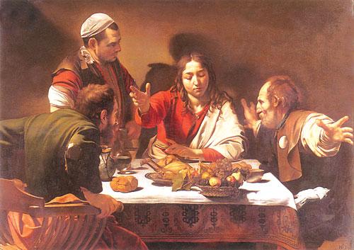 Escondido em obra-prima de Caravaggio, um símbolo de uma sociedade secreta religiosa