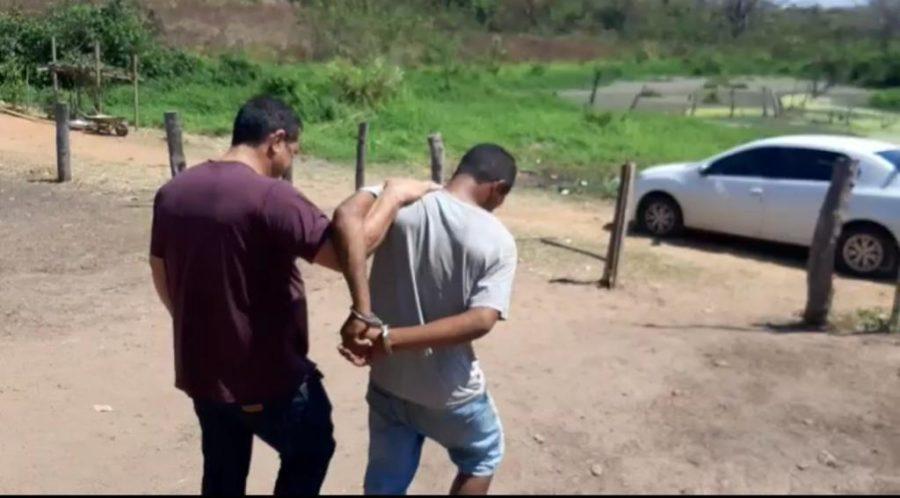 Homem suspeito de promover arrastão em Wanderlândia é preso pela Polícia Civil no norte do Estado