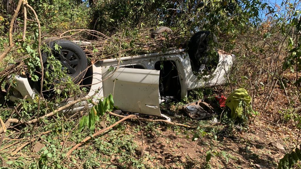 Mãe e filha morrem em acidente na BR-153 em Paraíso do Tocantins