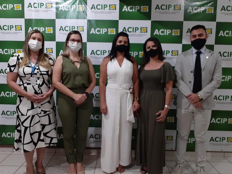 Empresários do segmento da moda participam de lançamento do Programa Empreender na Acip