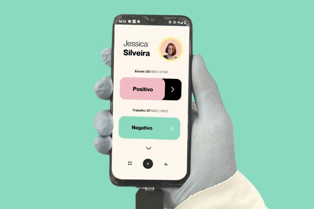 Tecnologia brasileira identifica Covid em 15 segundos com biossensor e saliva