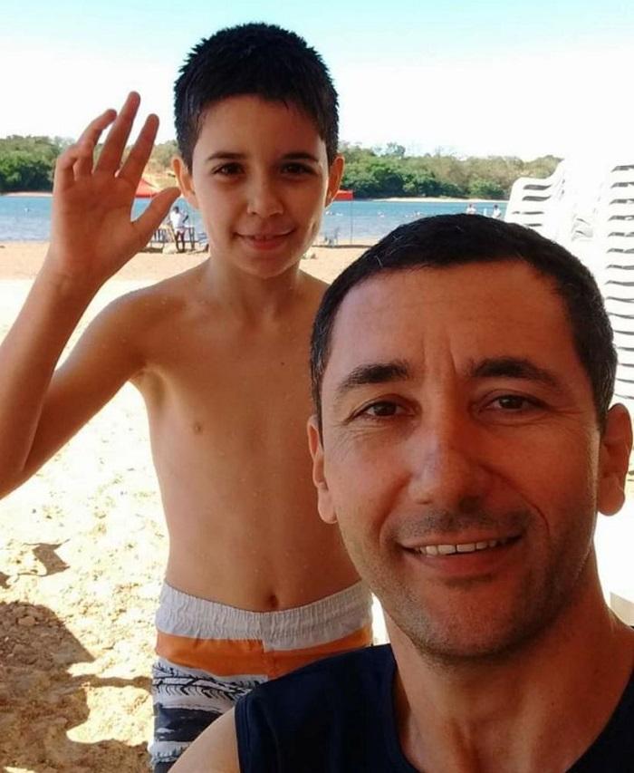 Pai e filho de 14 anos morrem afogados na Praia do Paredão, em Miracema