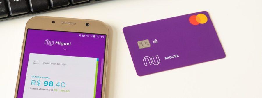 Nubank aumenta limite do cartão de crédito de clientes