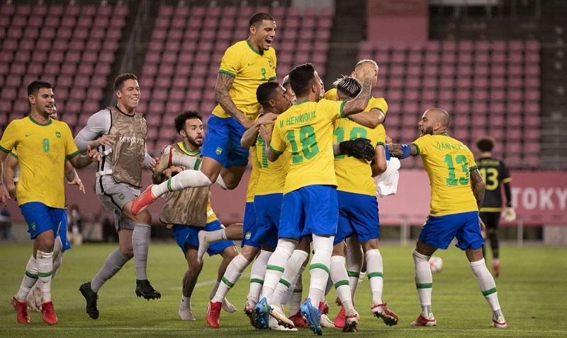 Brasil bate México nos pênaltis e vai à final contra Espanha