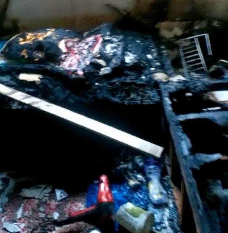 Homem sequestra duas crianças e ateia fogo em residência na região sul de Palmas