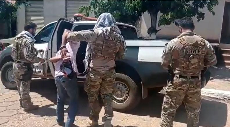 Polícia Civil realiza mais uma fase da operação Hórus e prende três pessoas no extremo norte do TO