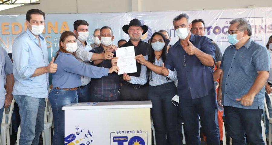 Governo do Estado do Tocantins autoriza funcionamento do curso de Medicina em Augustinópolis e lança o primeiro vestibular