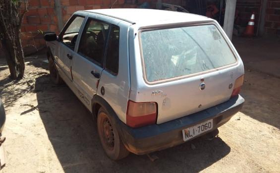 Veículo é recuperado pela PM e homem é preso por receptação em Caseara