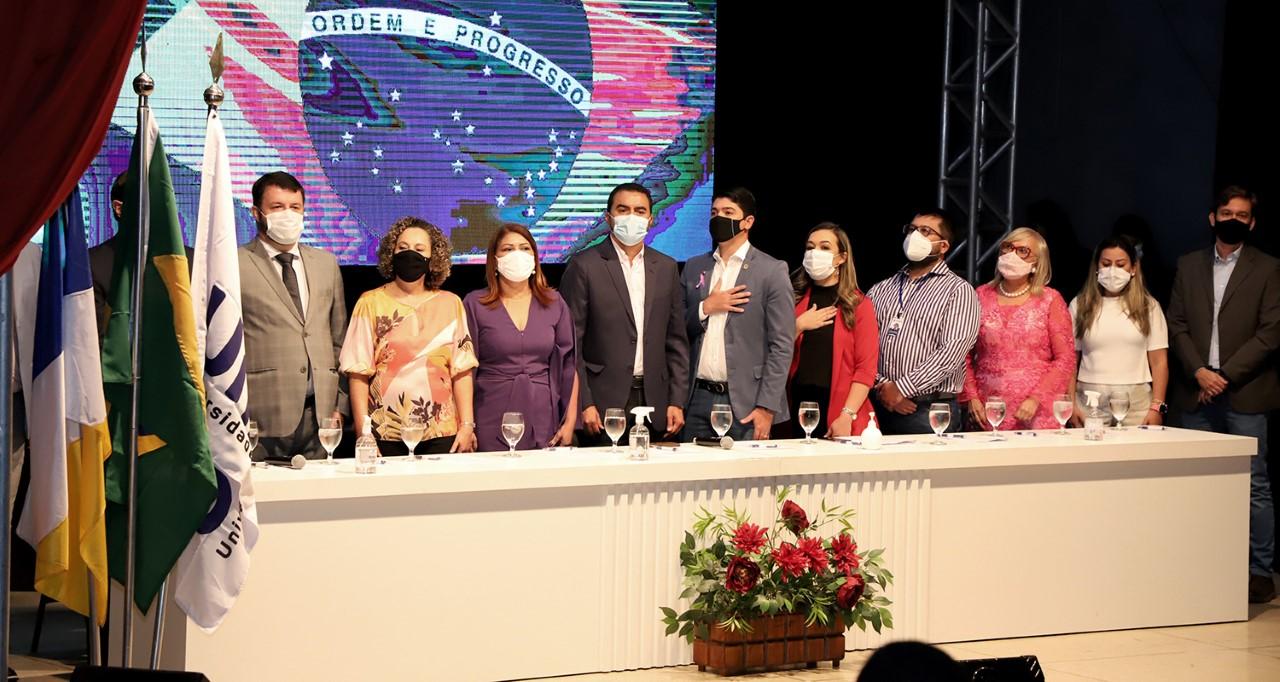 Vice-governador participa de aula inaugural das atividades da Unirg em Paraíso-TO