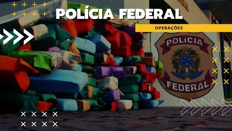 PF desarticula grupo ligado ao tráfico de cocaína para a África