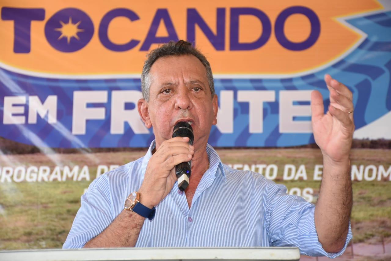 Pedido de Antonio Andrade é atendido e Natividade ganha 25° unidade do Colégio Militar