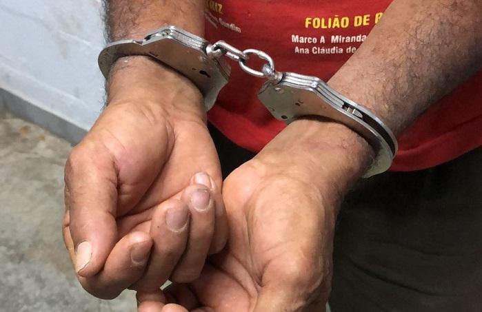 Idoso é preso suspeito de violentar sexualmente criança de 3 anos em Paraíso-TO