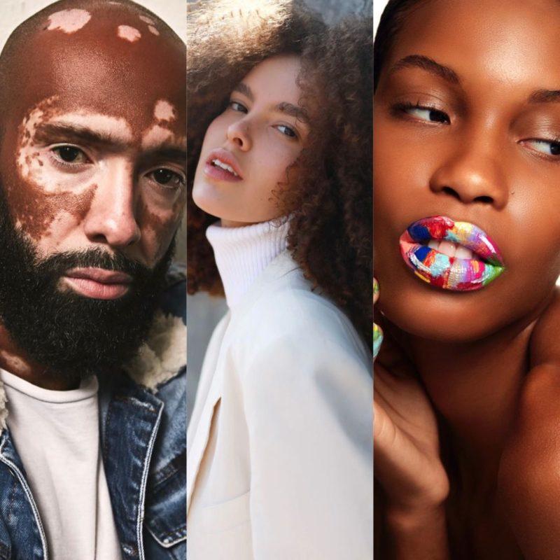 Agência recruta modelos 'fora do padrão' e ganham espaço na moda e publicidade