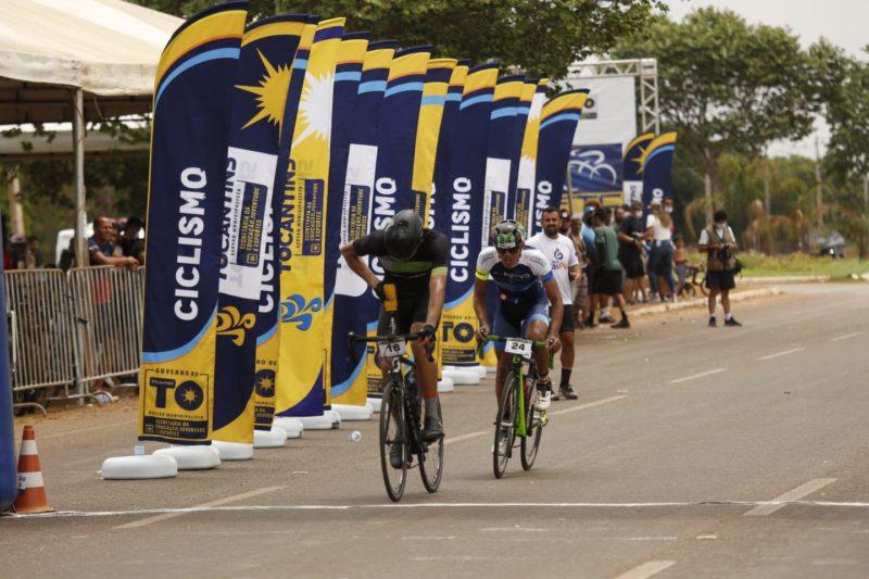 Atletas são premiados no Campeonato Tocantinense de Ciclismo