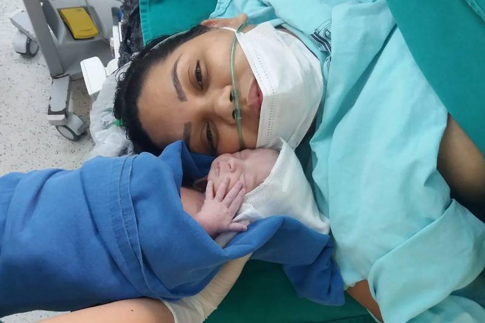 Mãe com doença rara precisou de mais de 500 bolsas de sangue durante parto no Pará