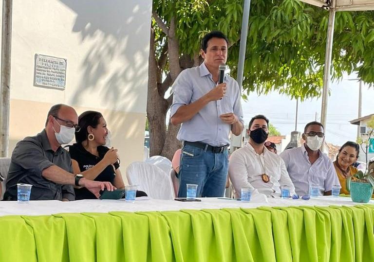 Nilton Franco participa da inauguração do Núcleo de Identificação de Monte Santo-TO