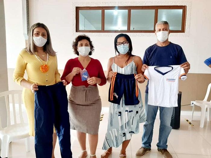 Secretaria de Educação de Lajeado informa sobre entrega de uniformes escolares para estudantes da rede municipal