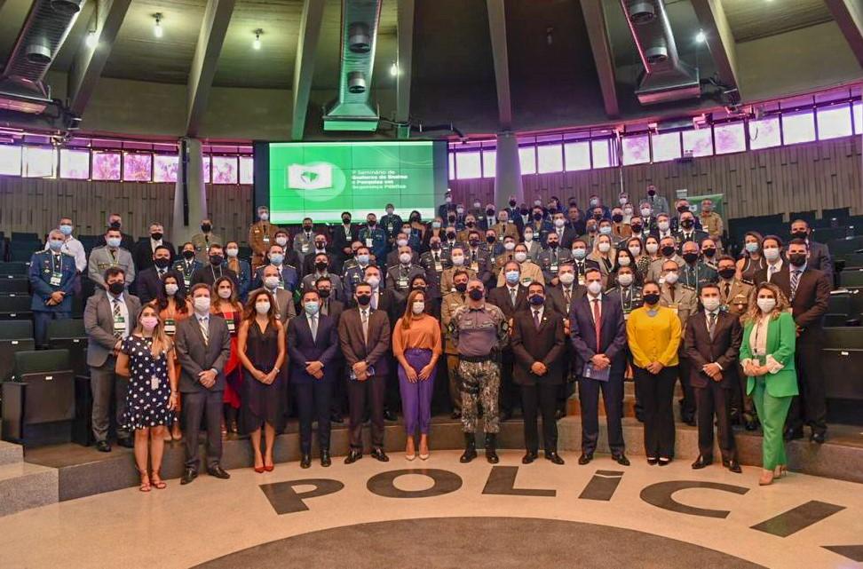 Brasília: CBMTO participa de Seminário de Gestores de Ensino e Pesquisa