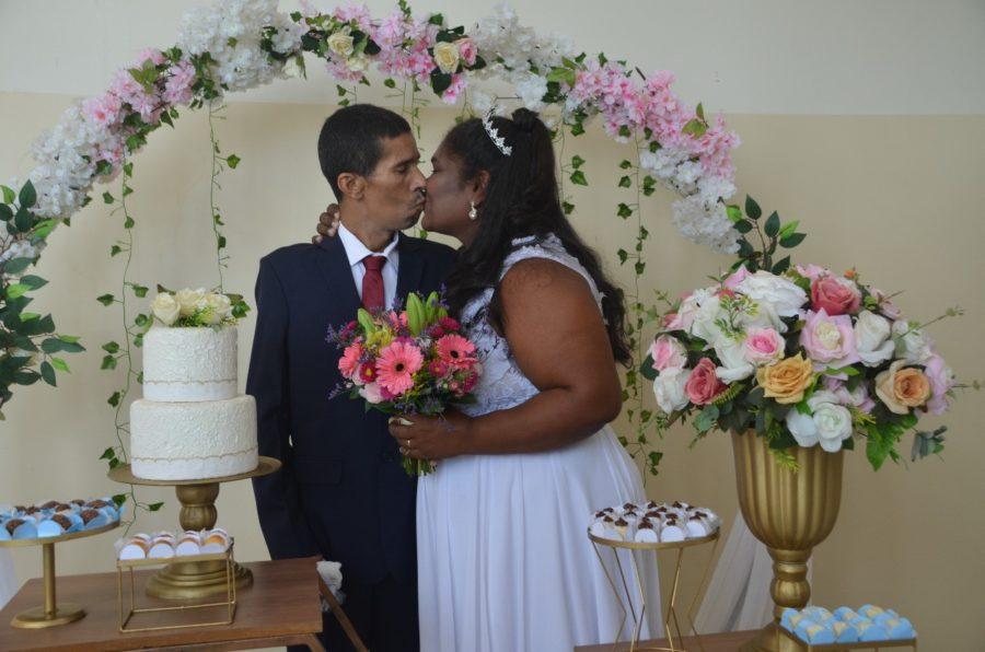 HGP viabiliza casamento desejo de paciente oncológico