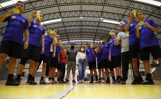 Definidos os campeões de Judô, Voleibol, Handebol e Ciclismo dos Jogos Estudantis do Tocantins