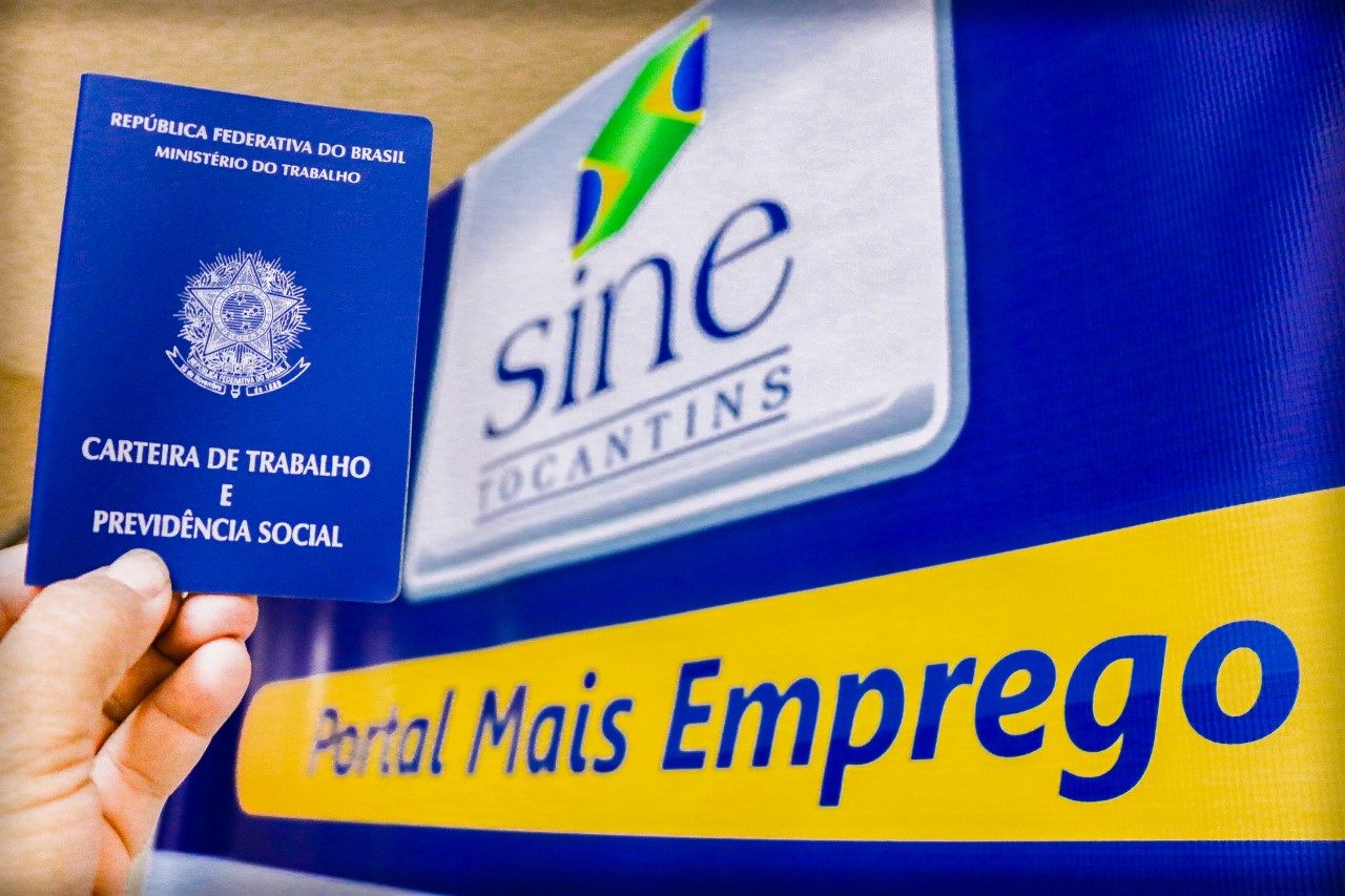 Sine Tocantins disponibiliza 740 vagas de empregos
