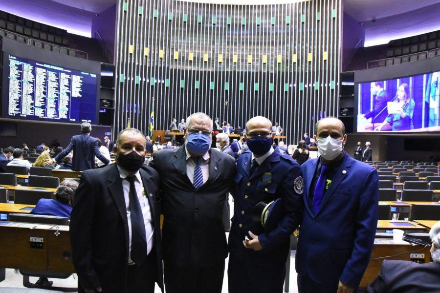 Após 20 anos de luta, Guardas Municipais têm seu direito reconhecido como força de segurança pública