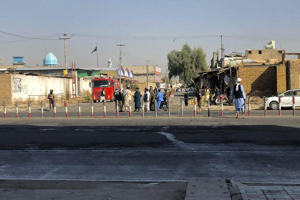 Explosão em mesquita xiita deixa pelo menos sete mortos em Kandahar