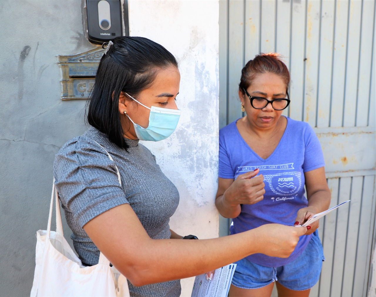 Prefeitura de Araguaína notifica moradores sobre audiência pública para realização de novas obras