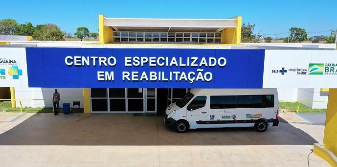 CER realiza mais de 30 mil procedimentos em pacientes de Araguaína e região