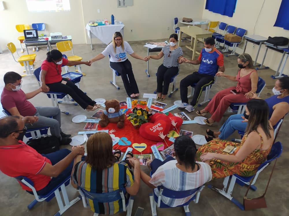 Projeto Circular Diálogo e Paz na Escola: TJTO e Governo do Estado fomentam Justiça Restaurativa no Tocantins
