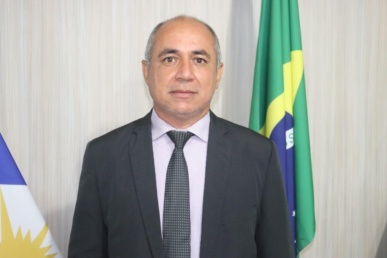 Presidente da câmara de Araguatins sinaliza pré-candidatura a deputado estadual pelo Podemos de Dimas