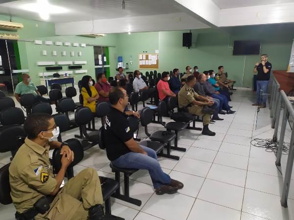 Diretoria de Polícia Comunitária lança edital para eleição do 2º Conselho Comunitário de Segurança do Bico do Papagaio