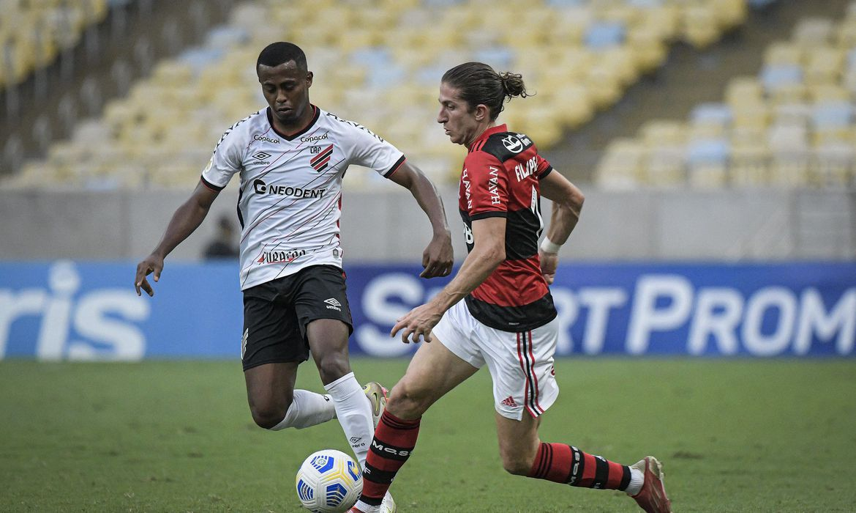 Athletico-PR encara Flamengo na semifinal da Copa do Brasil