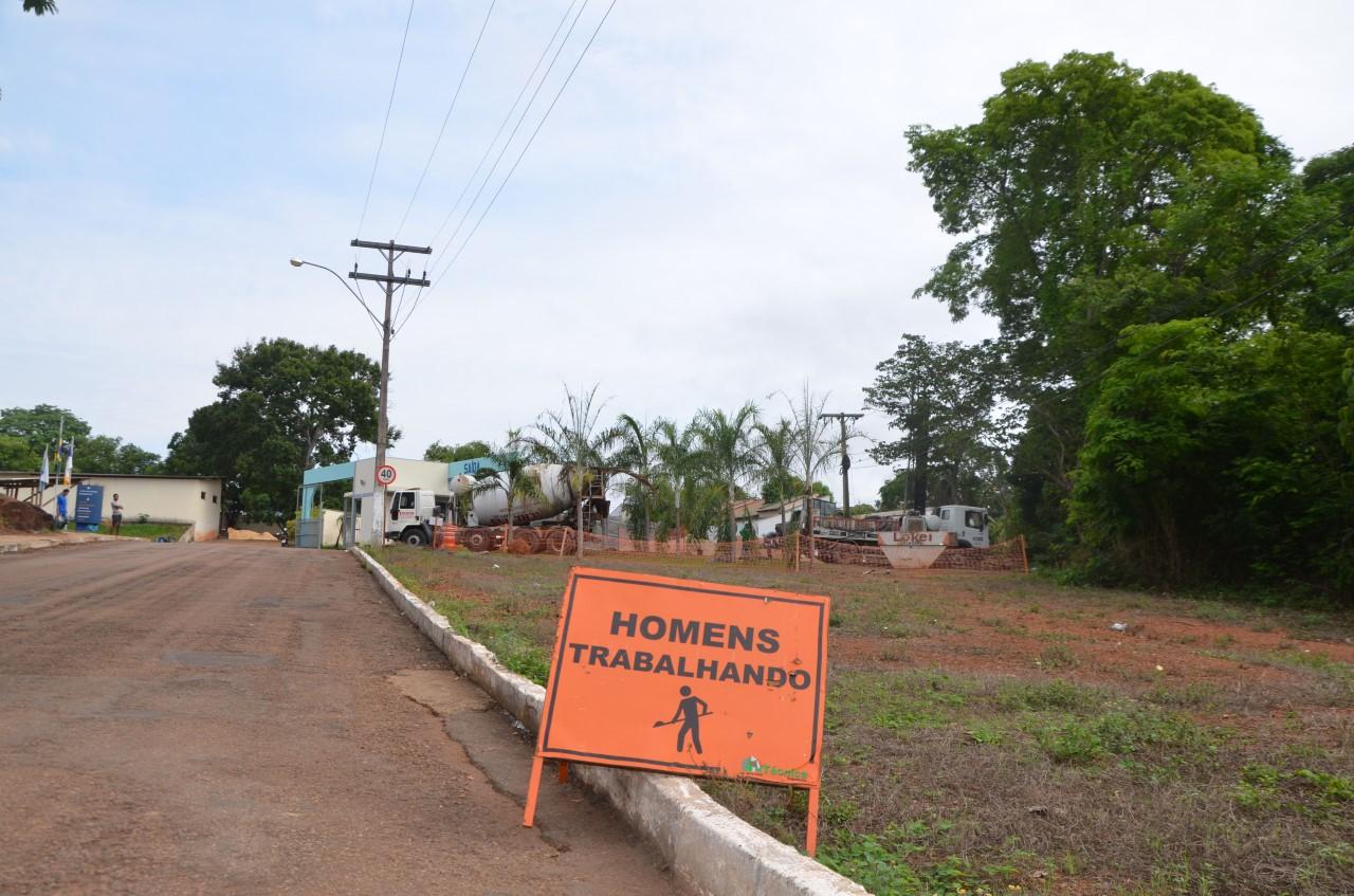 BRK Ambiental realiza obras no Câmpus de Gurupi da UFT com mudanças em dutos de esgotamento sanitário