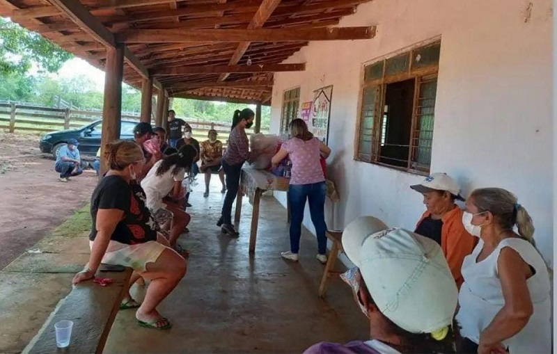 Assistência Social de Divinópolis promove encontro sobre empoderamento feminino no P.A Piedade